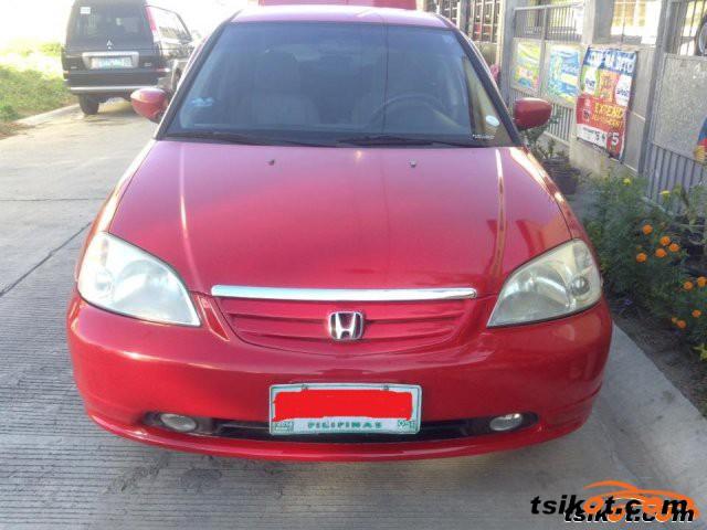 Honda Civic 2002 - 6