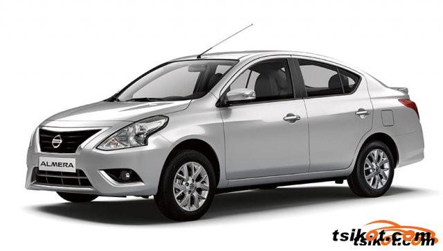 Nissan Almera 2016 - 1