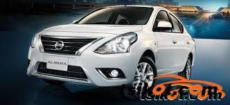Nissan Almera 2016 - 2