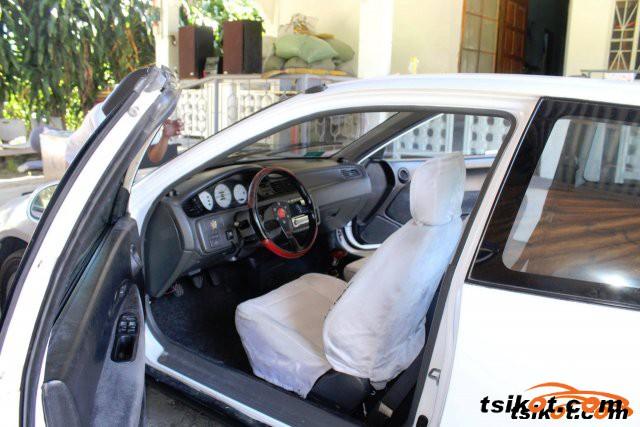 Honda Civic Del Sol 1993 - 2