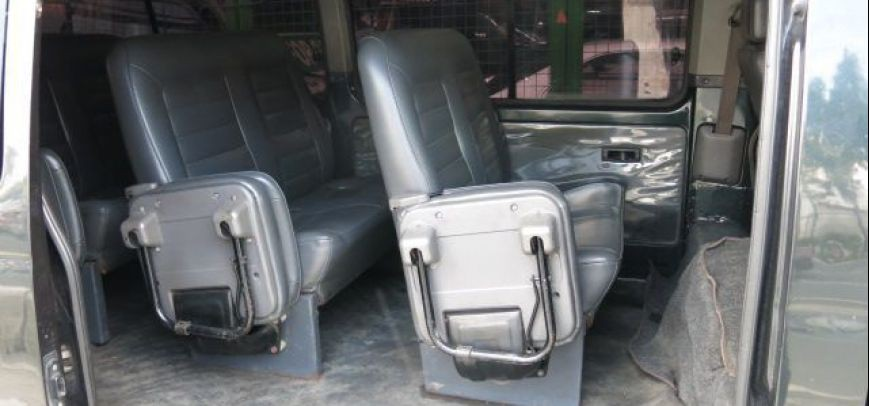 Nissan Urvan 2008 - 4