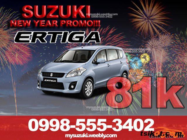 Suzuki Ertiga 2016 - 4