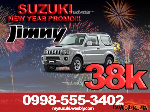 Suzuki Jimny 2016 - 1