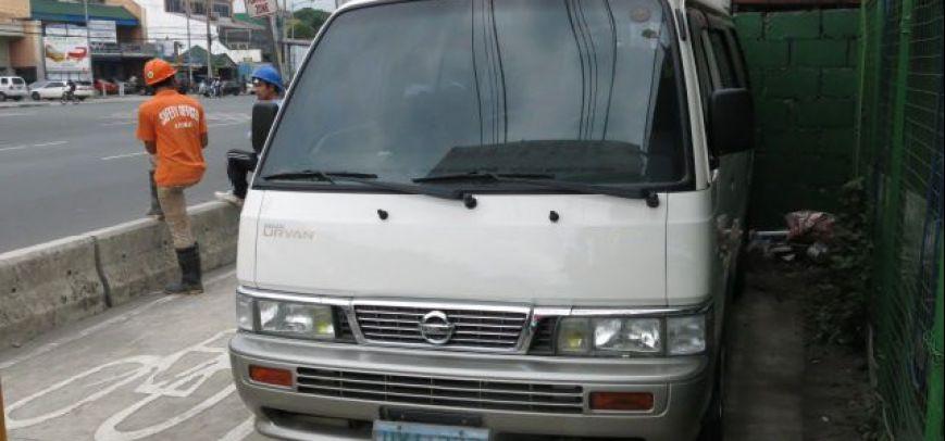Nissan Escapade 2012 - 1
