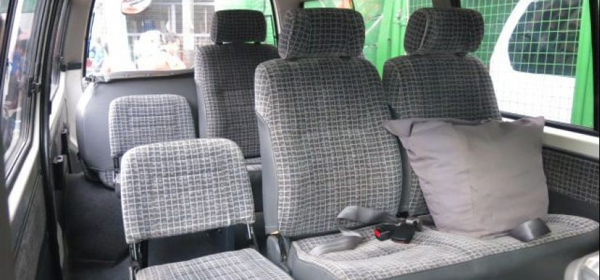 Nissan Escapade 2012 - 10