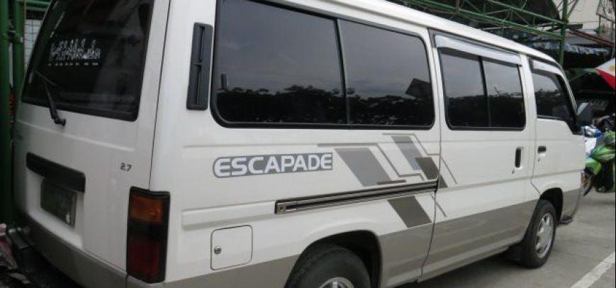 Nissan Escapade 2012 - 2