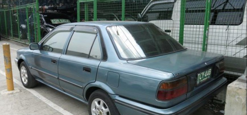 Toyota Corolla 1992 - 7