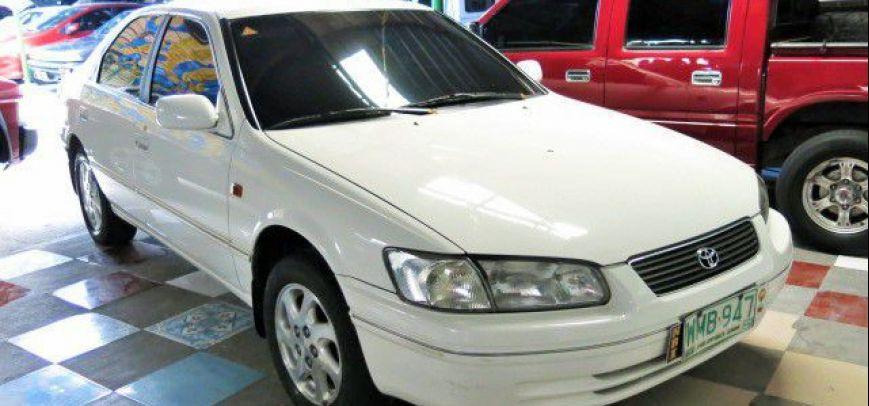 Toyota Camry 2001 - 7
