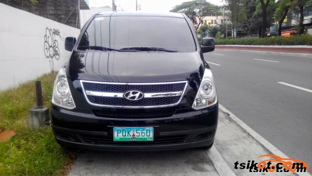 Hyundai Santa Fe 2011 - 1