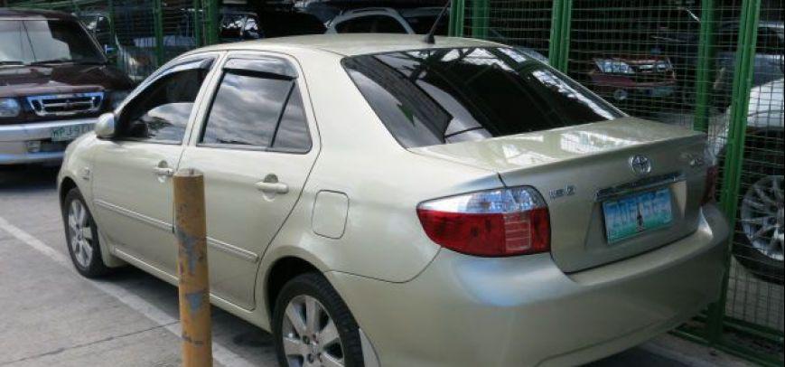 Toyota Vios 2008 - 8
