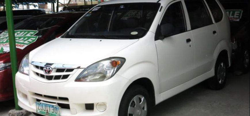 Toyota Avanza 2009 - 7