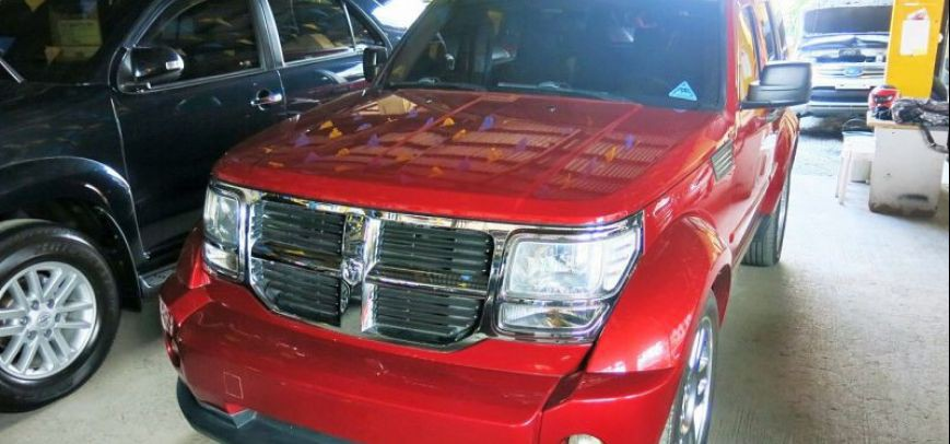 Dodge Nitro 2009 - 6