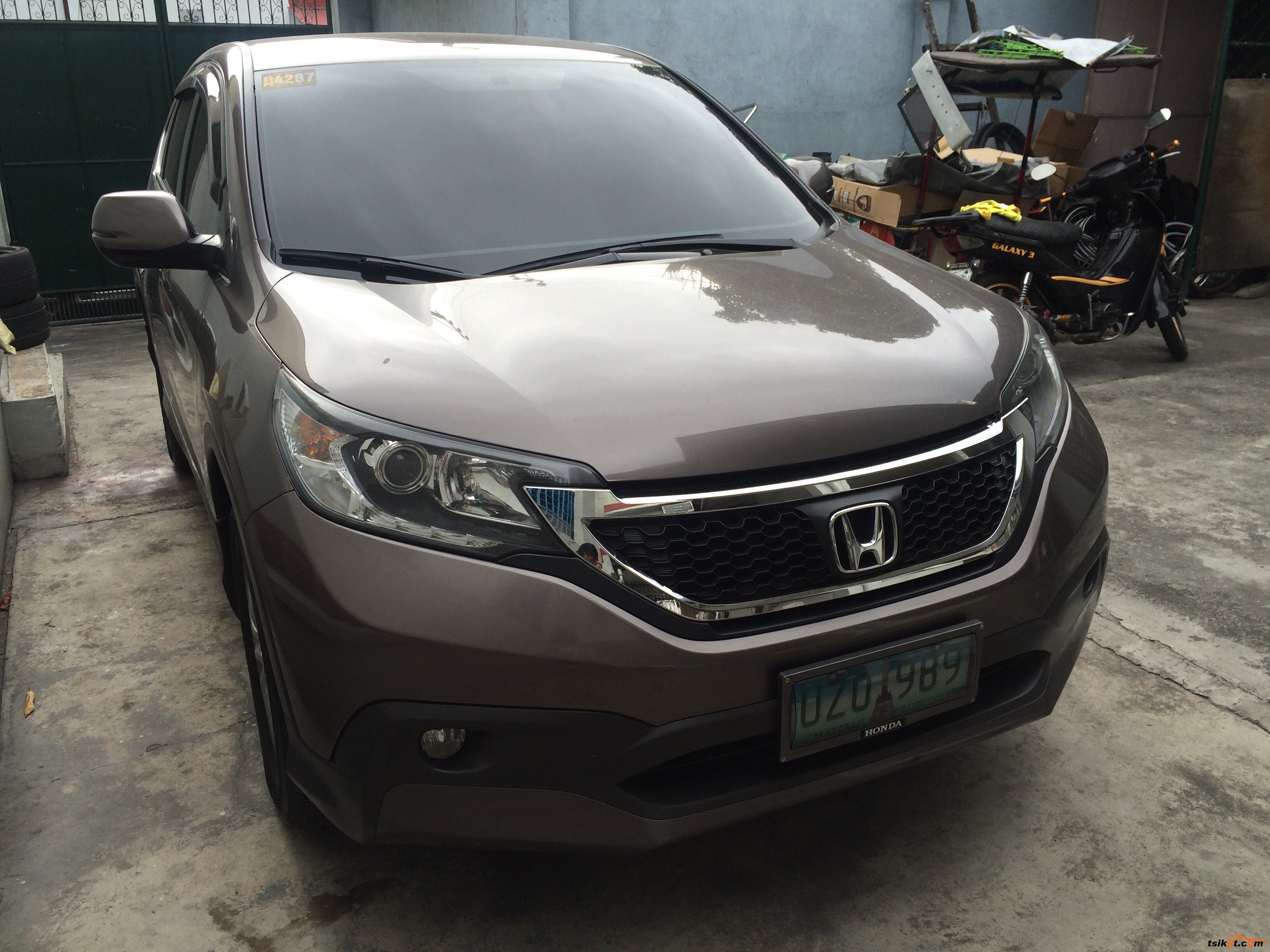 Honda Cr-V 2013 - Car for Sale Metro Manila