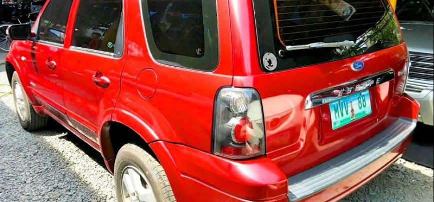 Ford Escape 2008 - 7