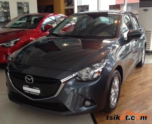 Mazda 2 2016 - 2