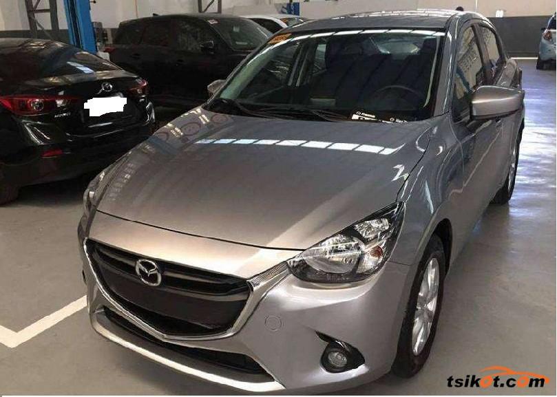 Mazda 2 2016 - 3