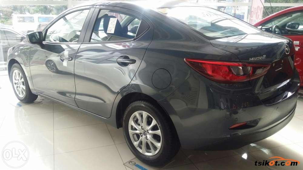 Mazda 2 2016 - 4
