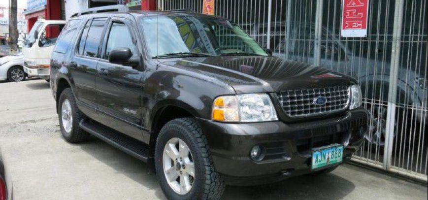 Ford Explorer 2005 - 1