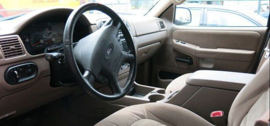 Ford Explorer 2005 - 10