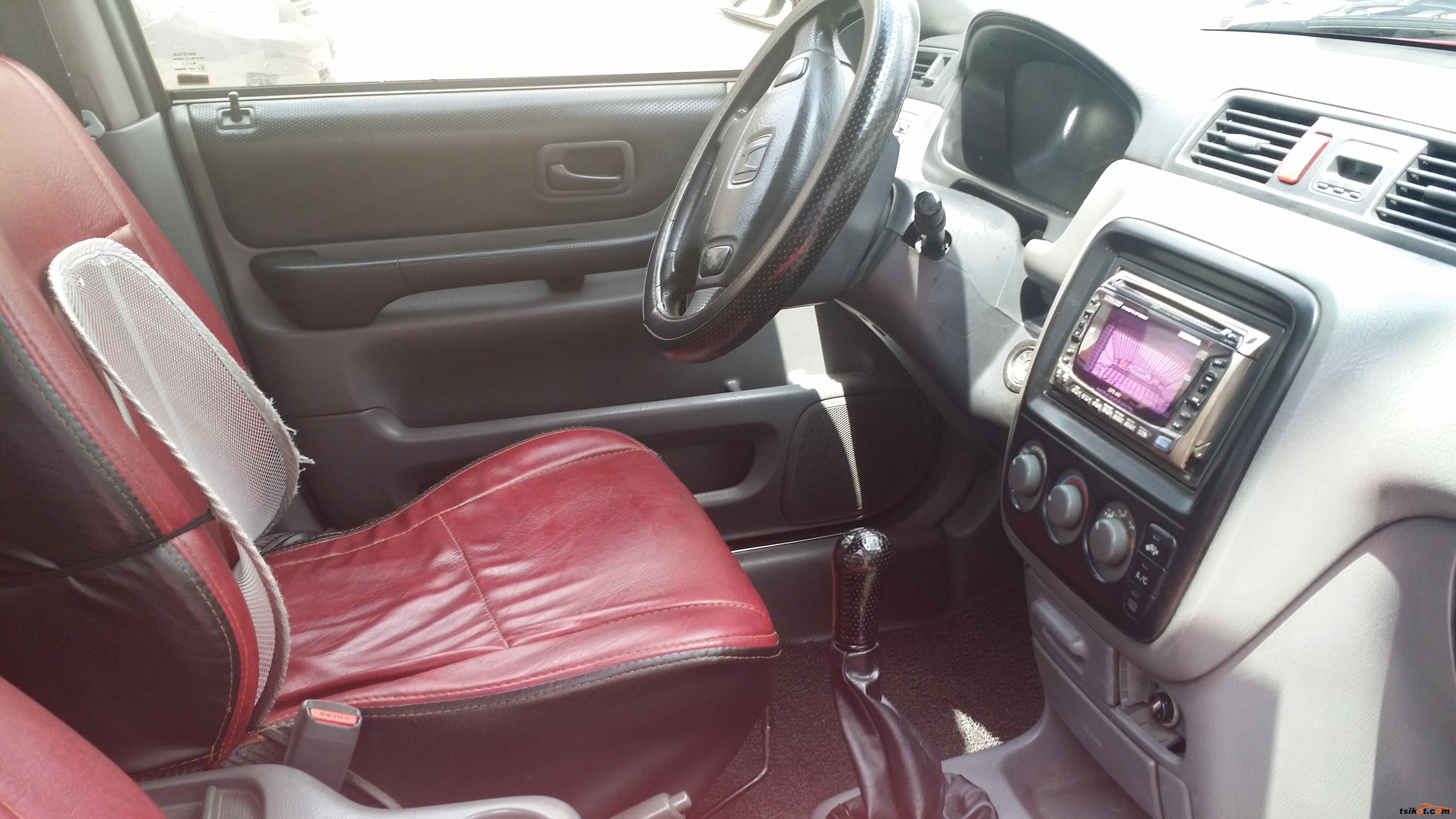 Honda Cr-V 1999 - 7