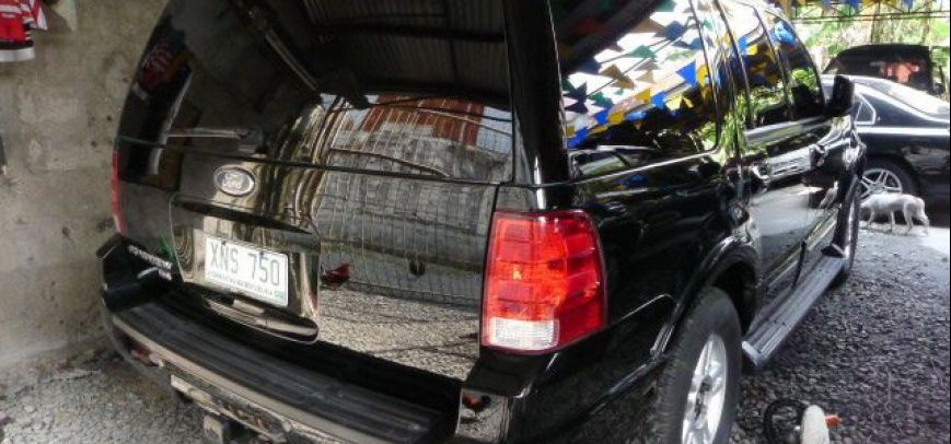 Ford Expedition 2004 - 3