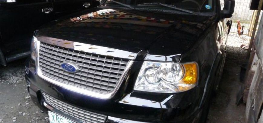 Ford Expedition 2004 - 7