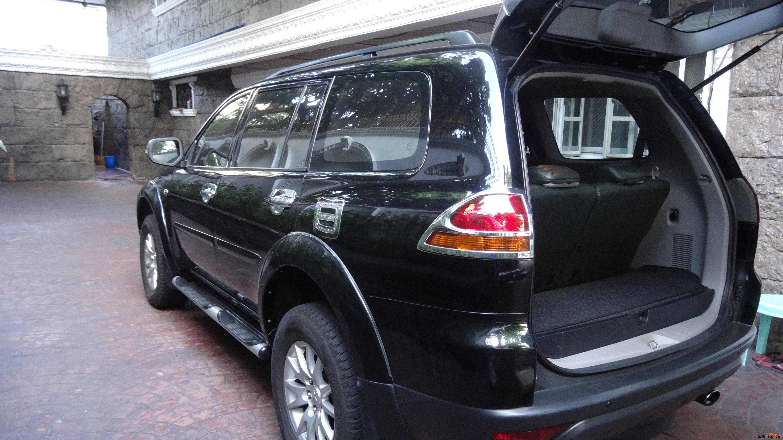 Mitsubishi Montero 2012 Car For Sale Metro Manila