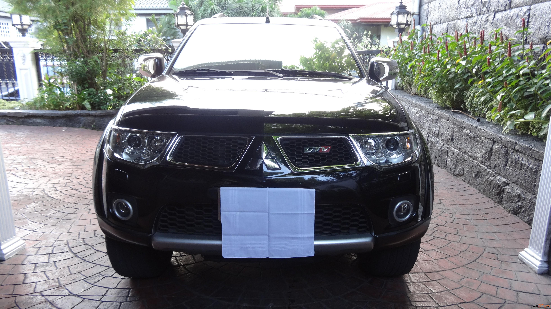 Mitsubishi Montero 2012 - 8