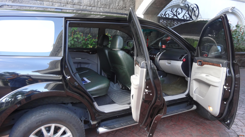 Mitsubishi Montero 2012 - 9
