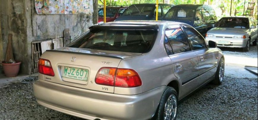Honda Civic 1999 - 8