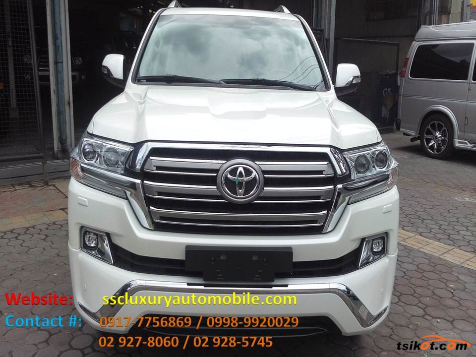 Toyota Land Cruiser 2017 - 1