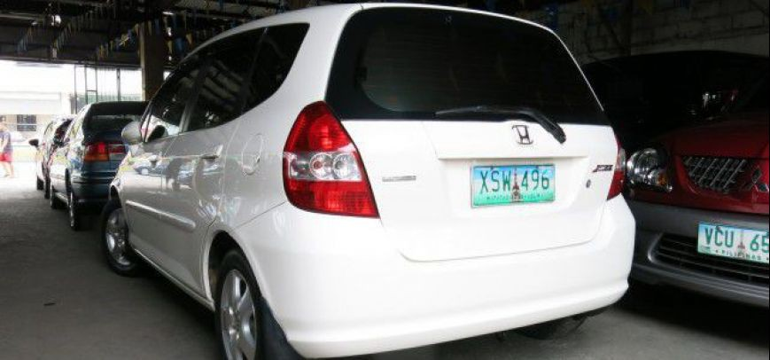 Honda Jazz 2005 - 6