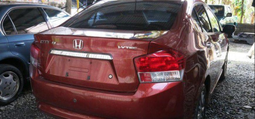 Honda City 2010 - 11