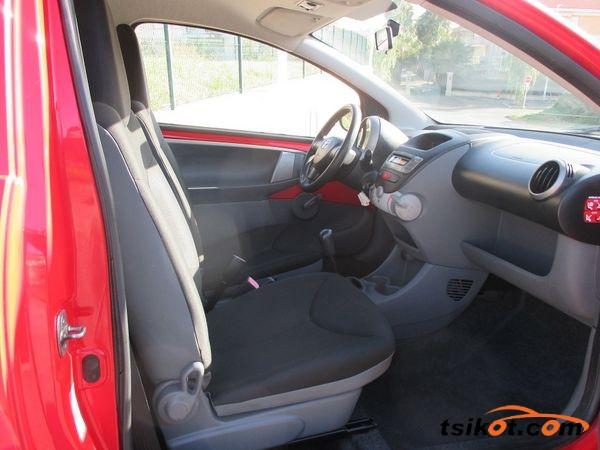 Toyota Aygo 2006 - 4