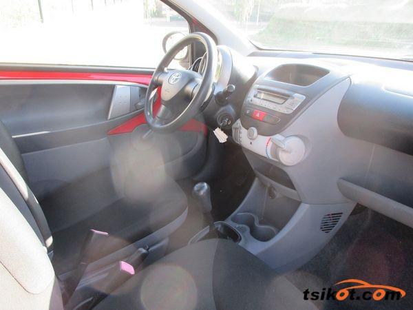 Toyota Aygo 2006 - 5