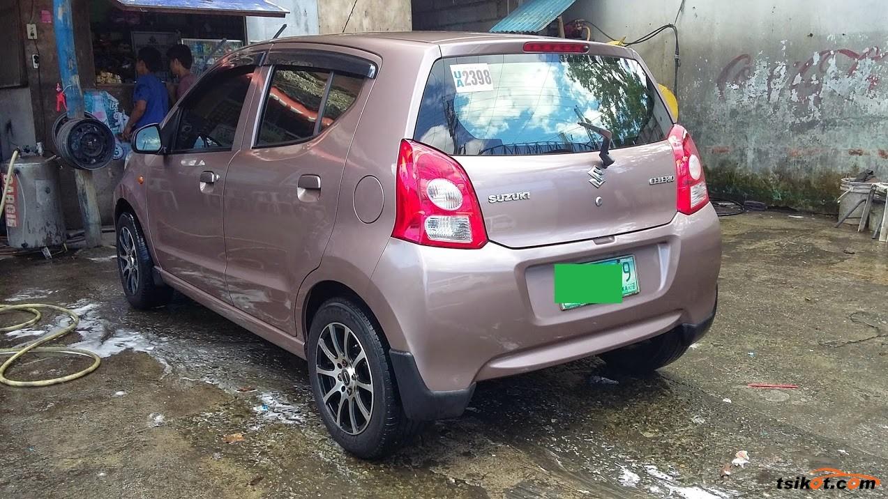 Suzuki Celerio 2010 - 1