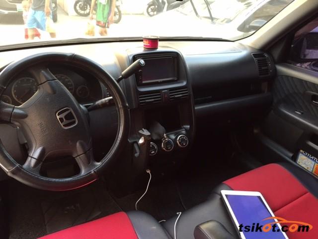 Honda Cr-V 2003 - Car for Sale Metro Manila