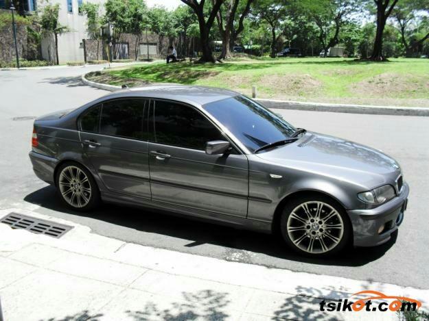 Bmw 325I 2004 - 8