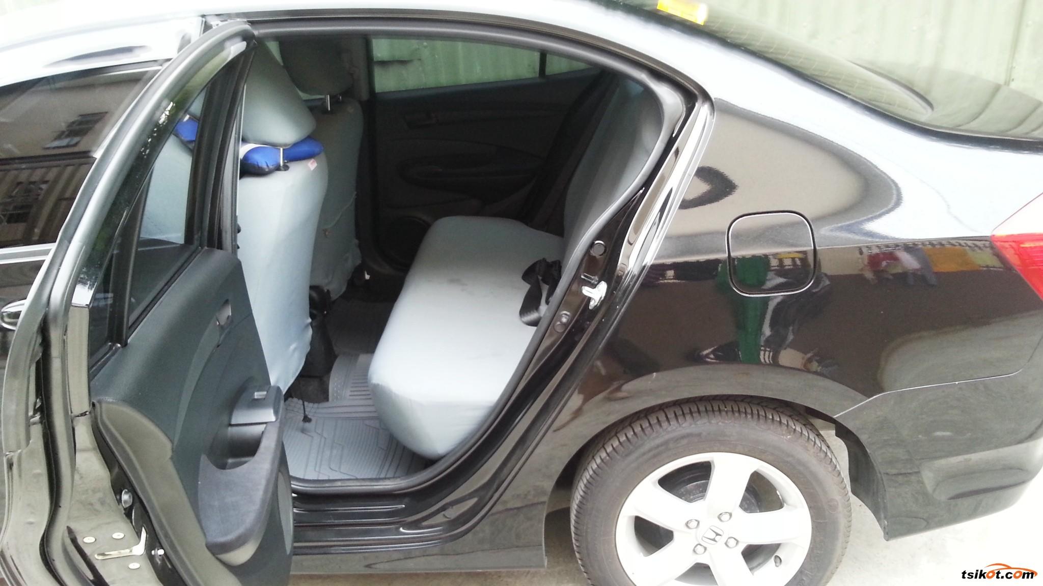Honda City 2012 - 4