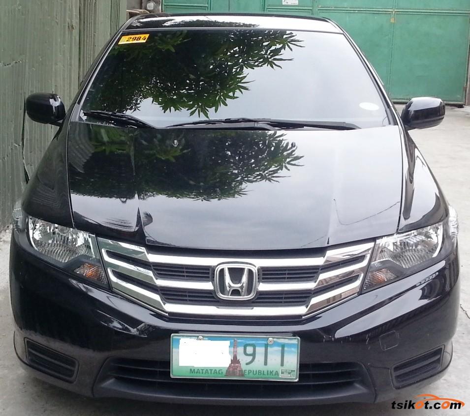 Honda City 2012 - 9
