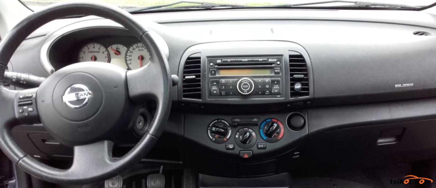 Nissan Micra 2006 - 3
