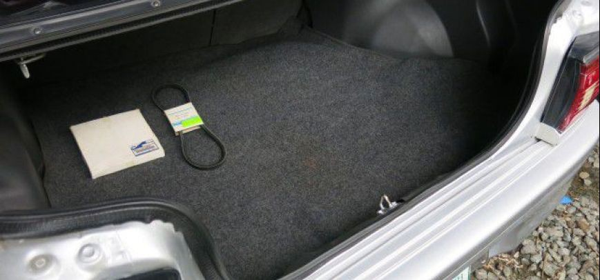 Mazda 323 1997 - 12