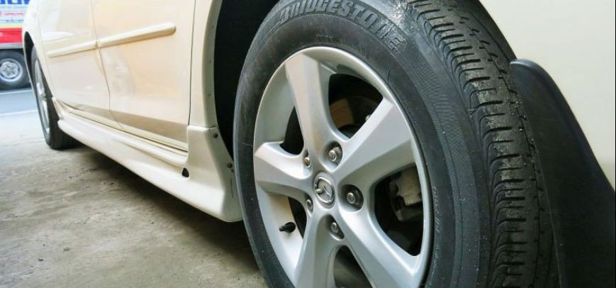 Mazda 3 2008 - 12