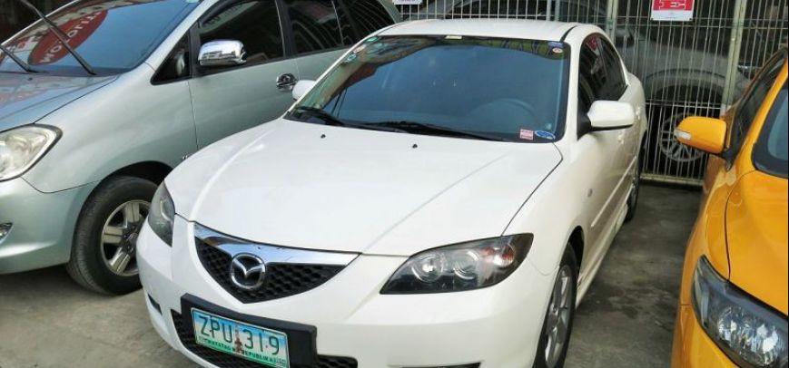 Mazda 3 2008 - 7