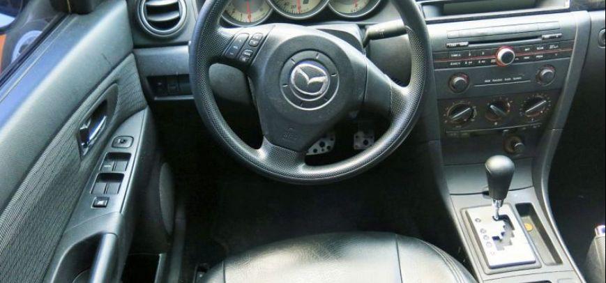Mazda 3 2008 - 8
