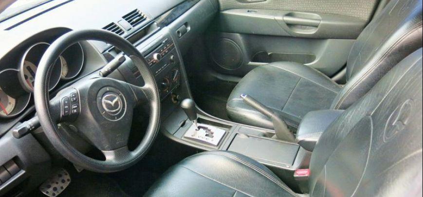 Mazda 3 2008 - 9
