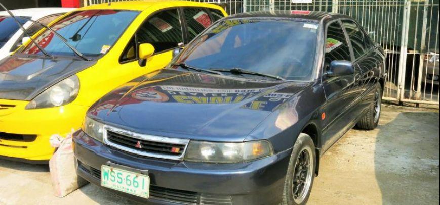 Mitsubishi Lancer 2001 - 7
