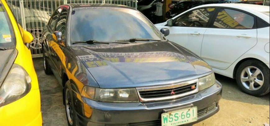 Mitsubishi Lancer 2001 - 8