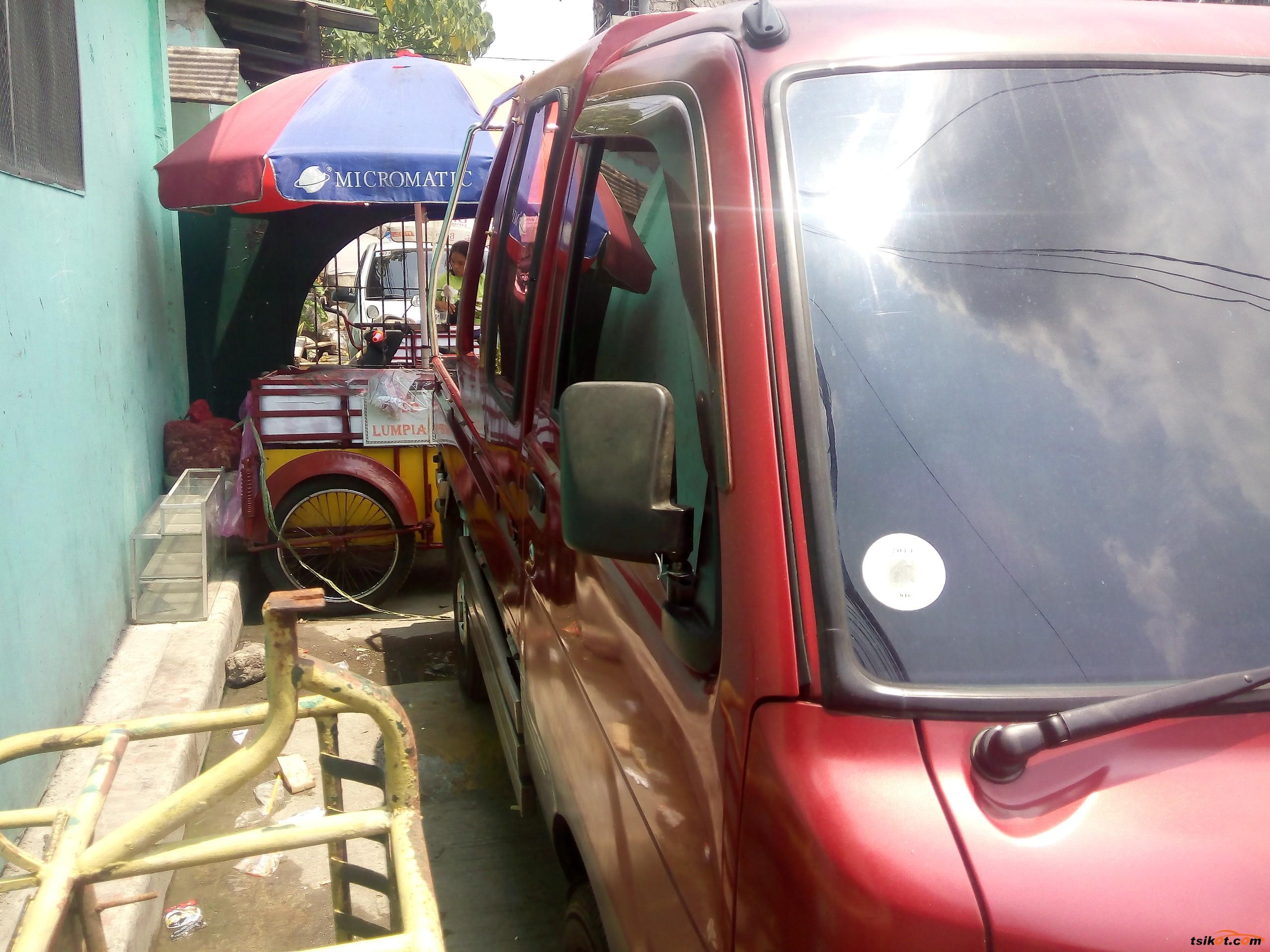 Daihatsu U4 B 2009 - 4