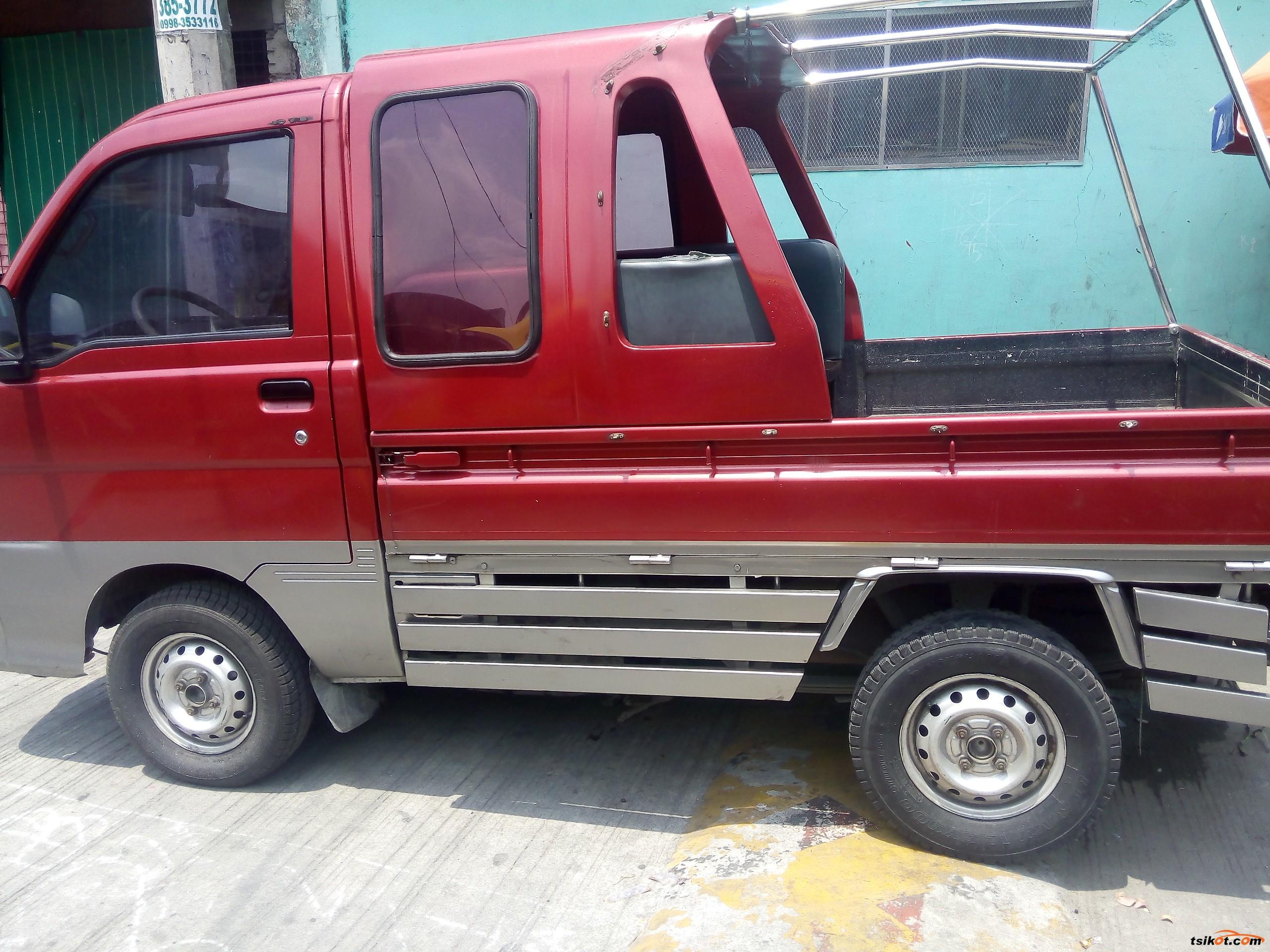 Daihatsu U4 B 2009 - 6